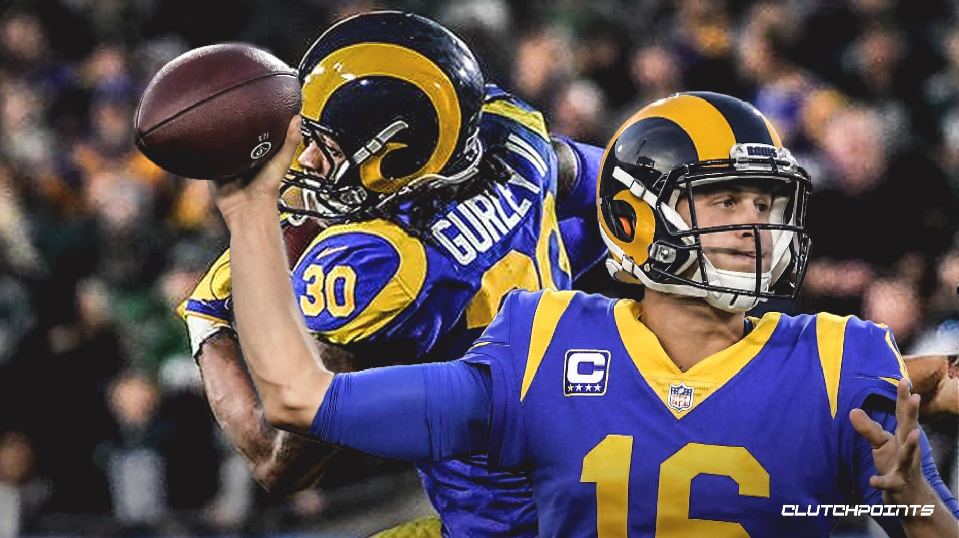 Jared-Goff-Todd-Gurley