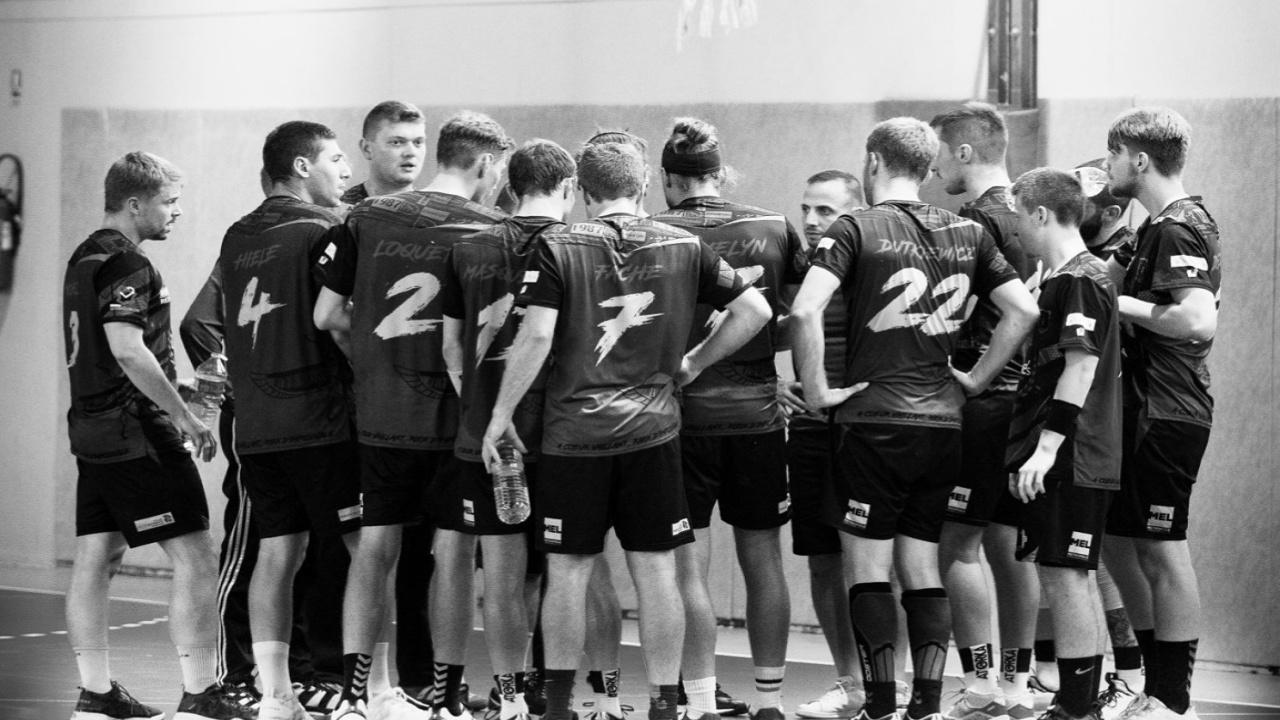 Handball, Mélantois , avant match