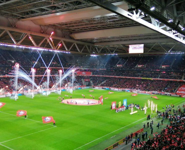 Stade Pierre Mauroy Losc