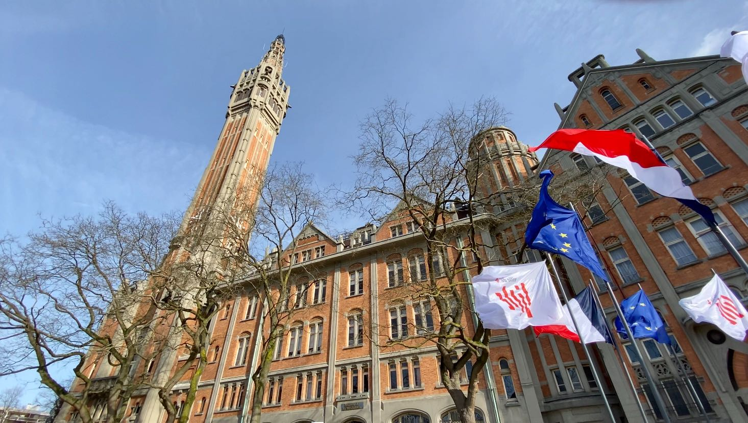 Mairie Lille Beffroi