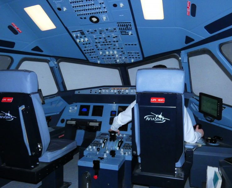 AviaSim Cockpit
