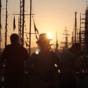 Norvège port de Bergen bourse de voyage Zellidja