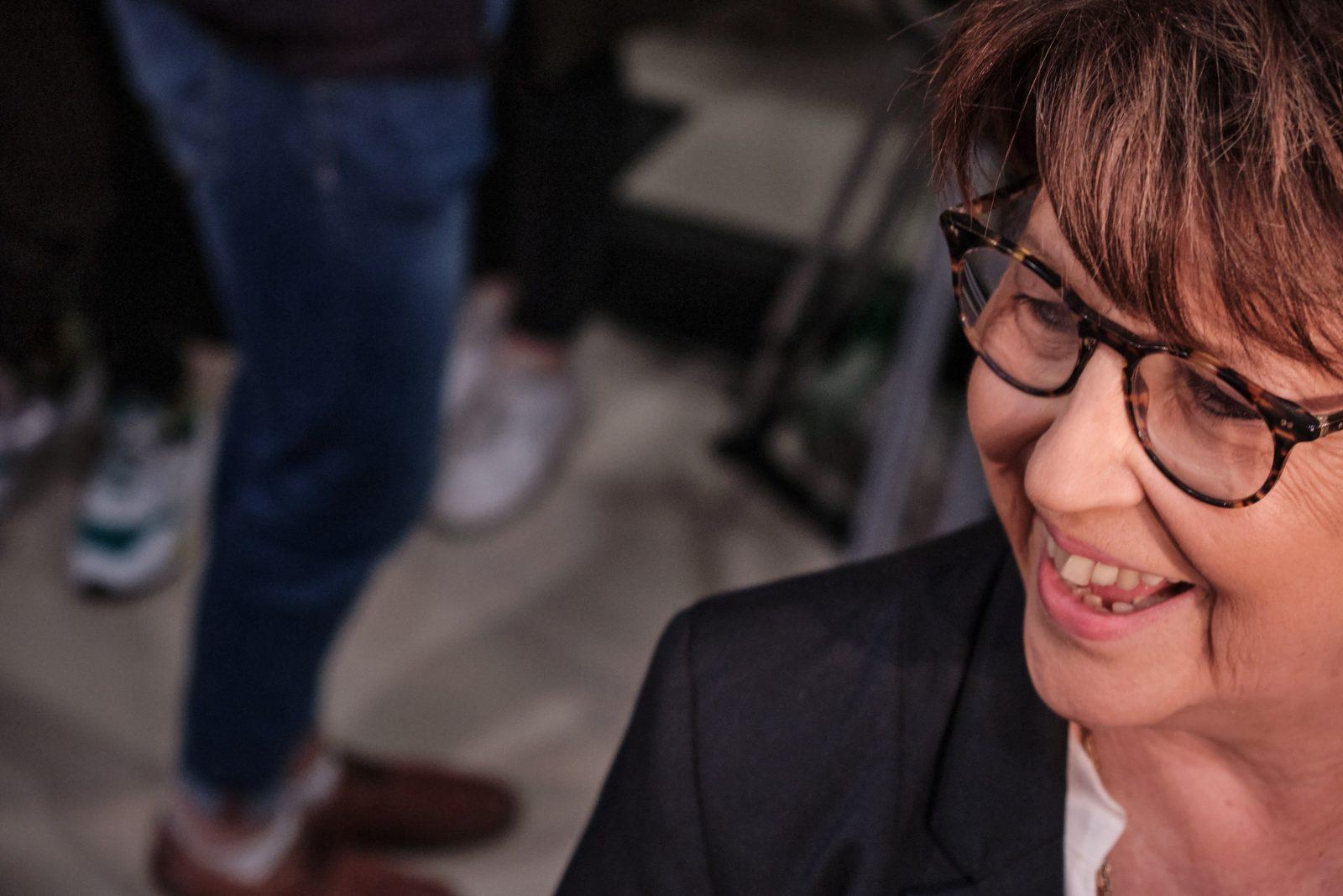 Martine Aubry débat municipales lille sciences po