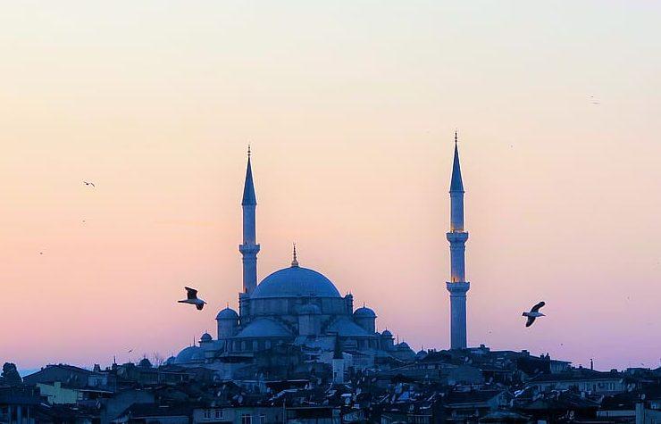 Istanbul en Turquie (Covid-19)