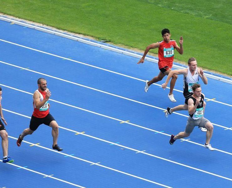 Dimitri Jozwicki athlétisme