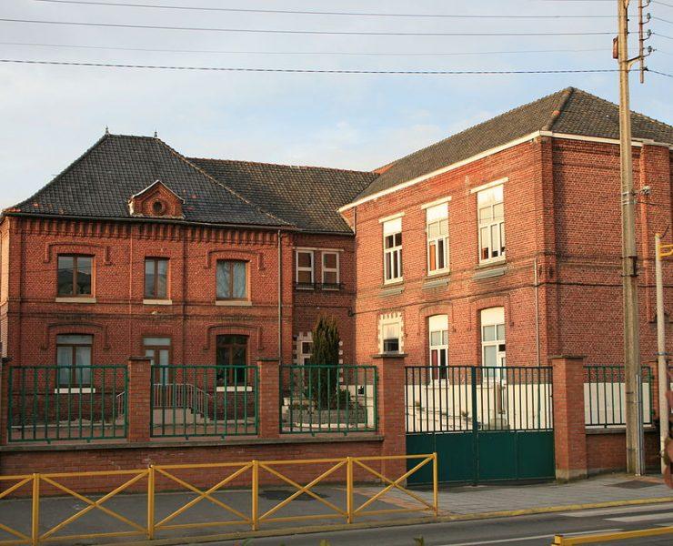 Ecole Pantigny Oignies