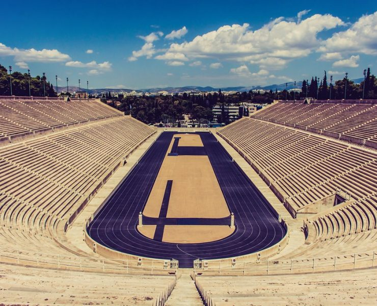 Stadium d'Athènes, jeux mondiaux du sport d'entreprise