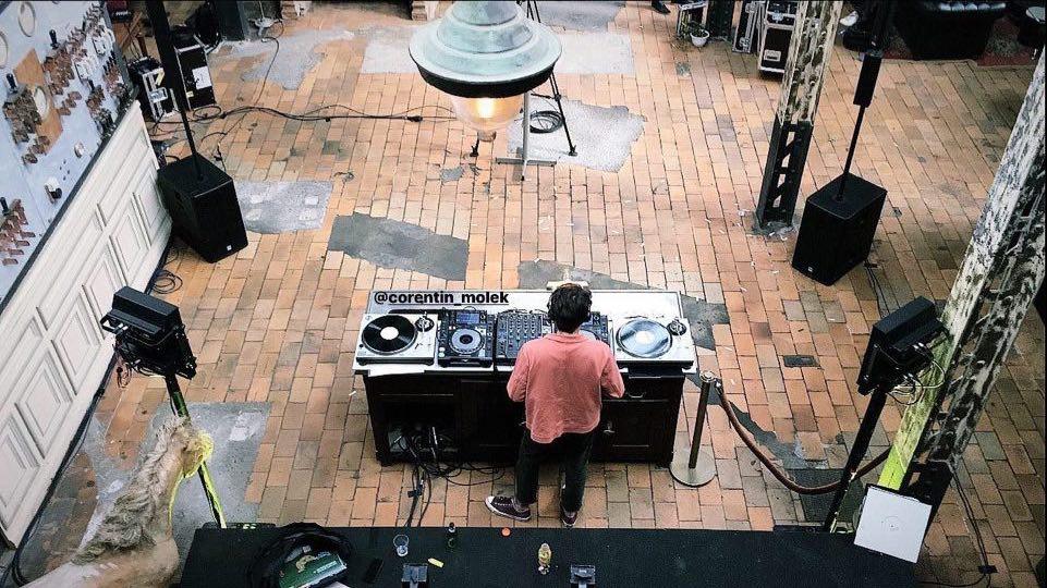 Lockdown Soundsystem live Facebook DJ