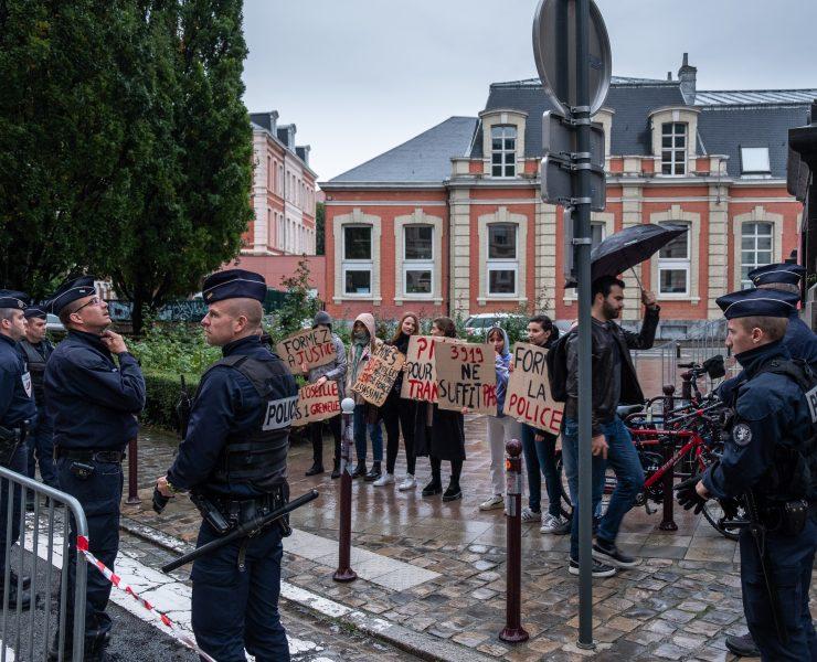 Féministes Sciences Po Lille (#PayeTaPlainte)