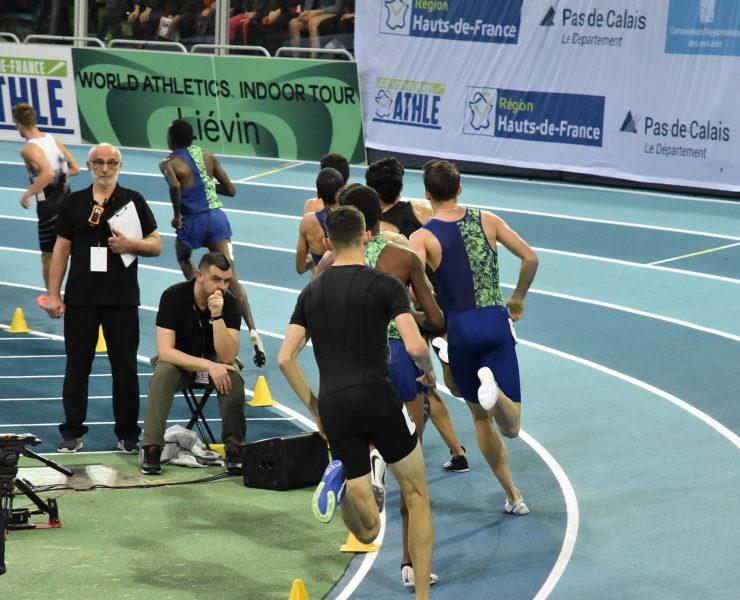 Meeting athlétisme Liévin