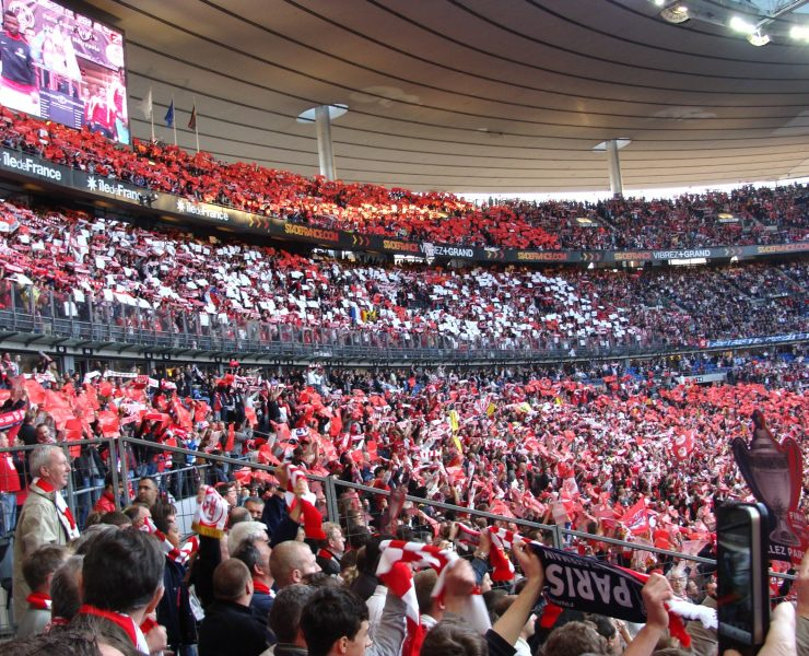Supporters de Lille