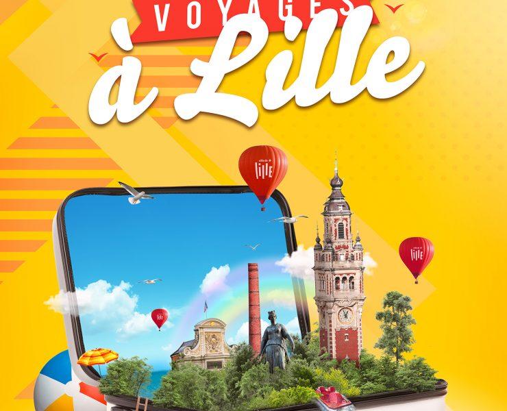 Voyages Voyage à Lille