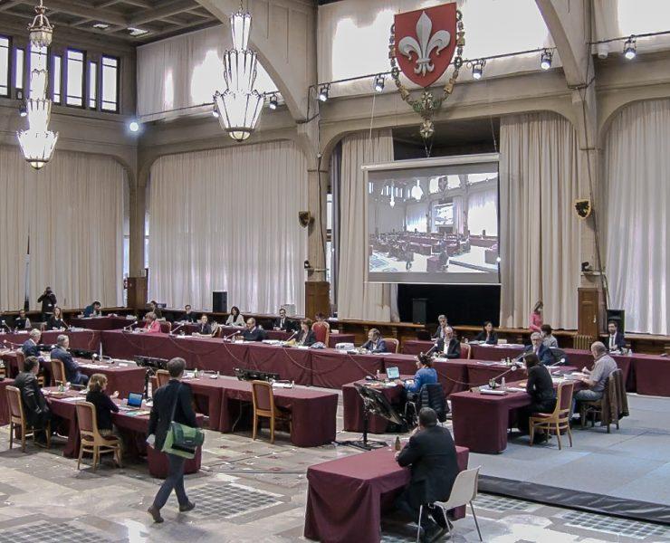 Conseil Municipal Lille