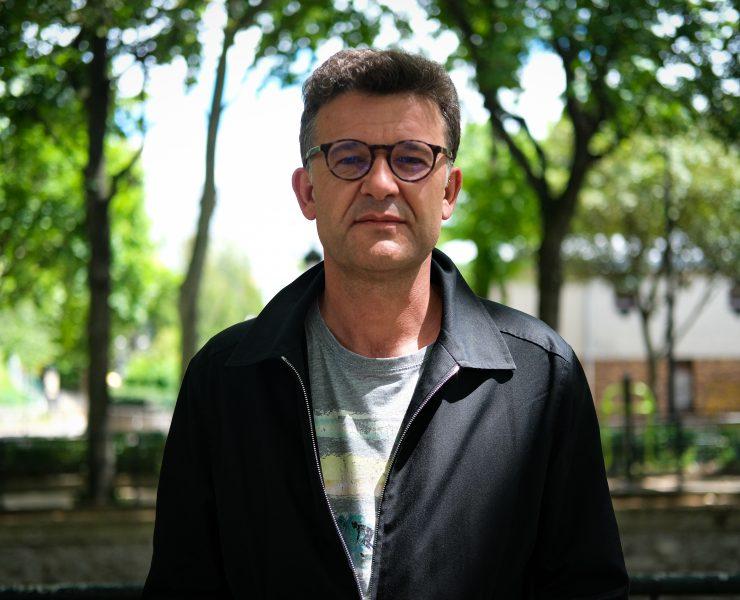 Jean-Francois Corty. © Chloé Lavoisard