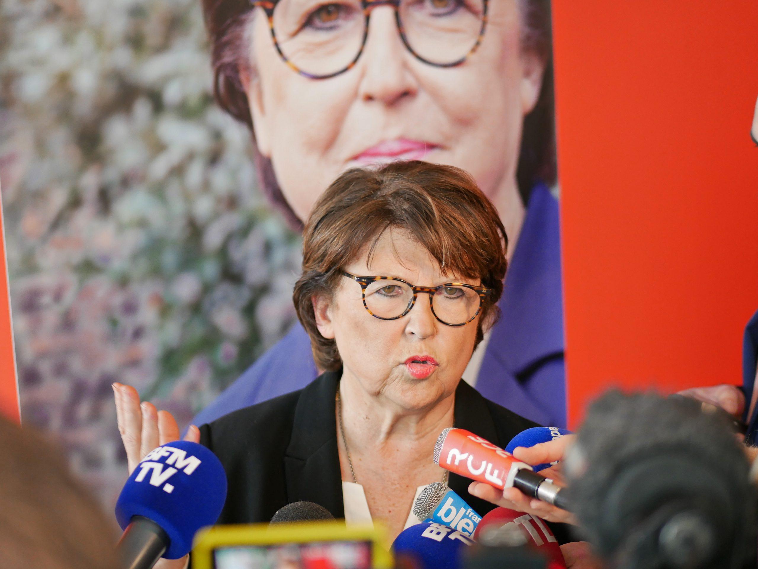 Martine Aubry © Célia Consolini