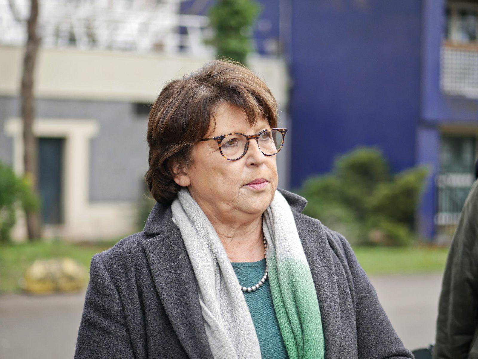 Martine Aubry municipales