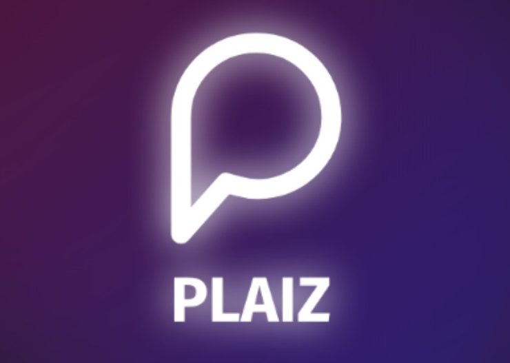Screenshot logo Plaiz