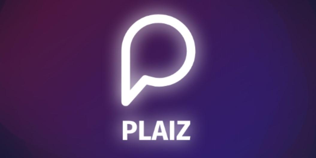 Screenshot logo Plaiz