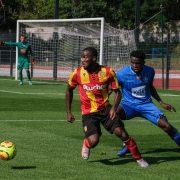 Match amical RC Lens contre La Gantoise le 21 juillet 2020