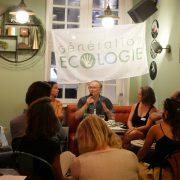 Réunion publique de Génération Écologie au café Peacock de Lille