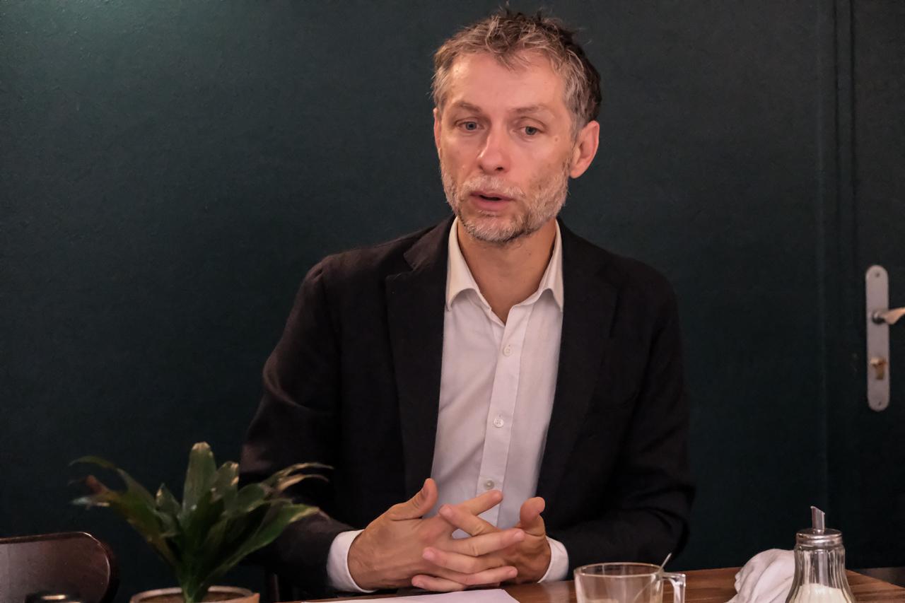 Stéphane Baly