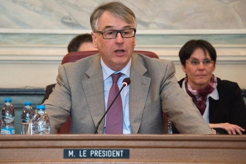 Jean-René Lecerf, président du Nord depuis 2015, ne briguera pas un nouveau mandat départemental