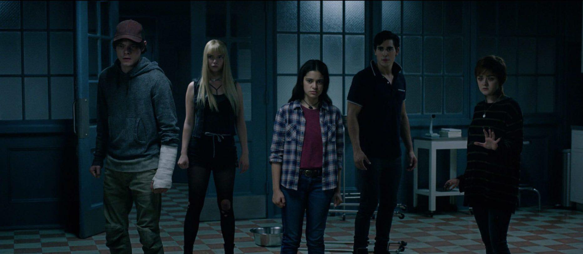Les nouveaux mutants de Josh Boone, depuis le 26 août au cinéma.