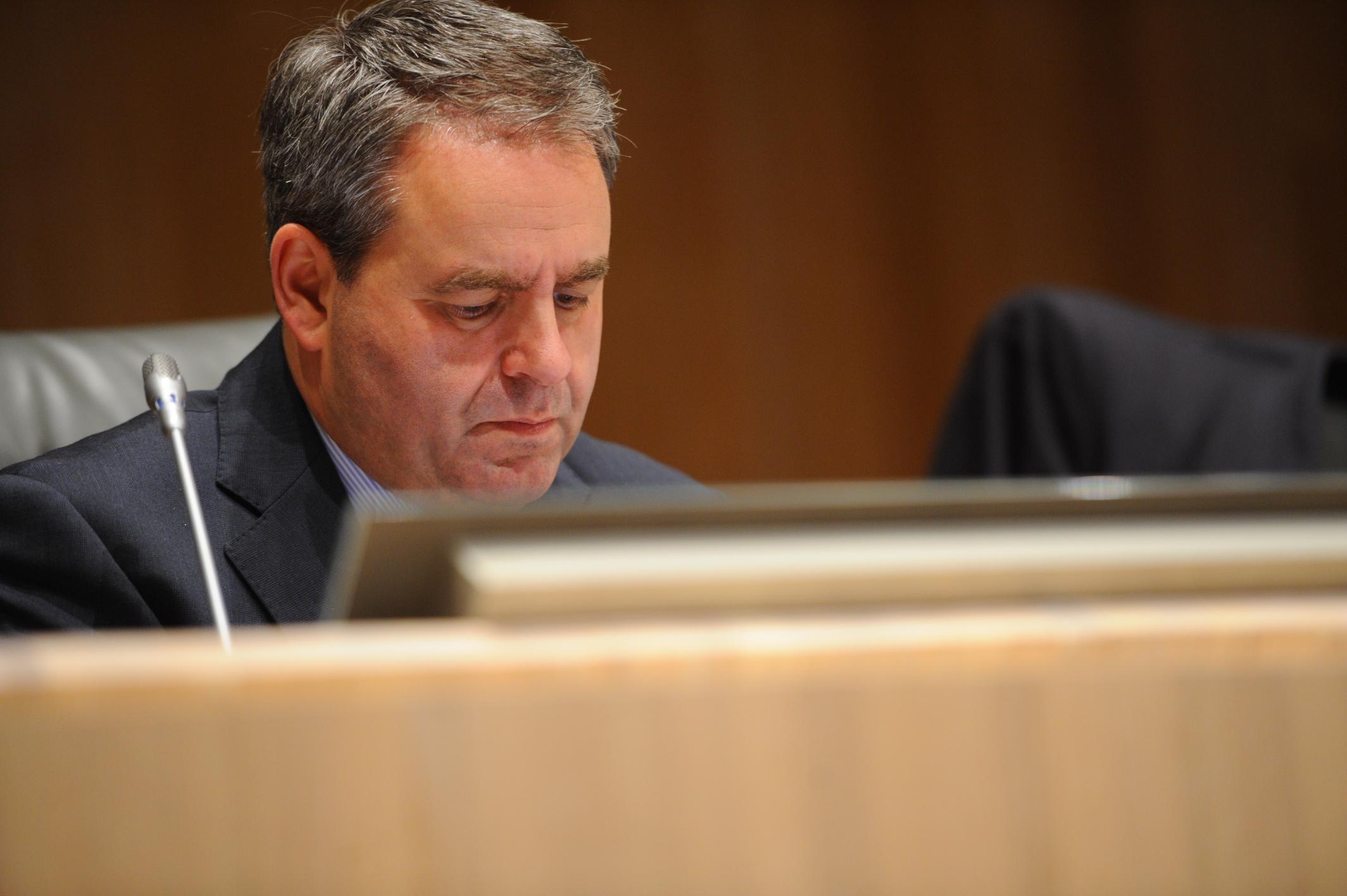 Xavier Bertrand, tête de liste de la droite aux élections régionales