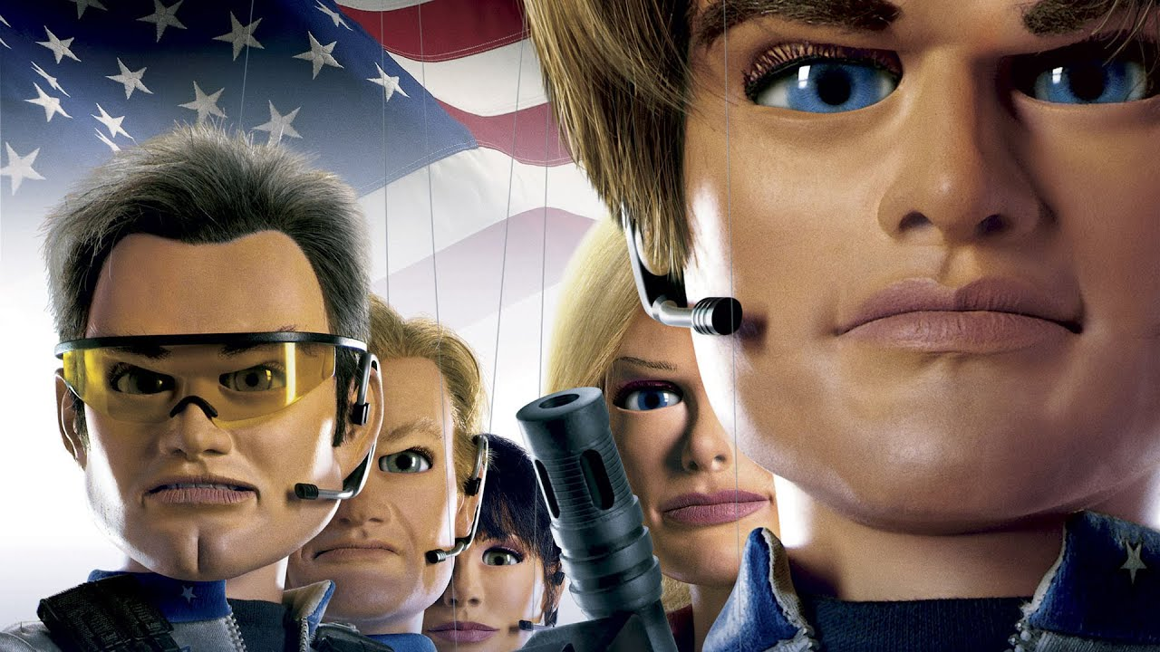 Team America affiche