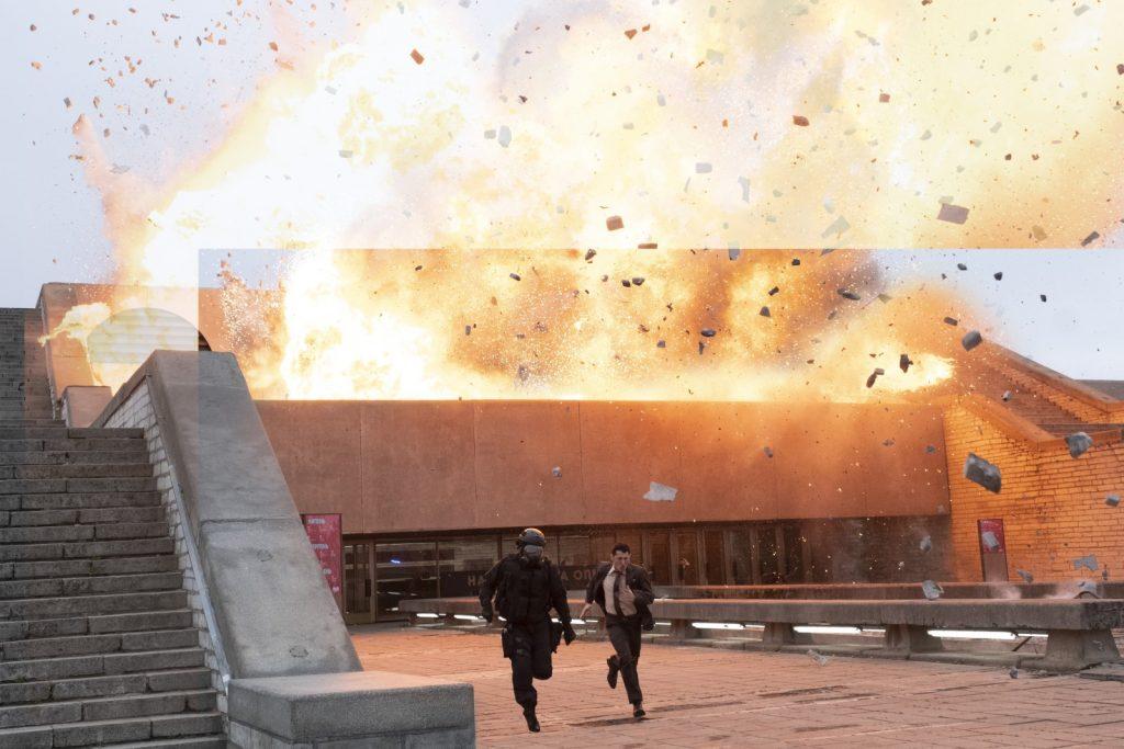 Tenet Explosion