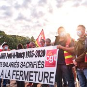syndicats usine Agfa nord préfet fermeture