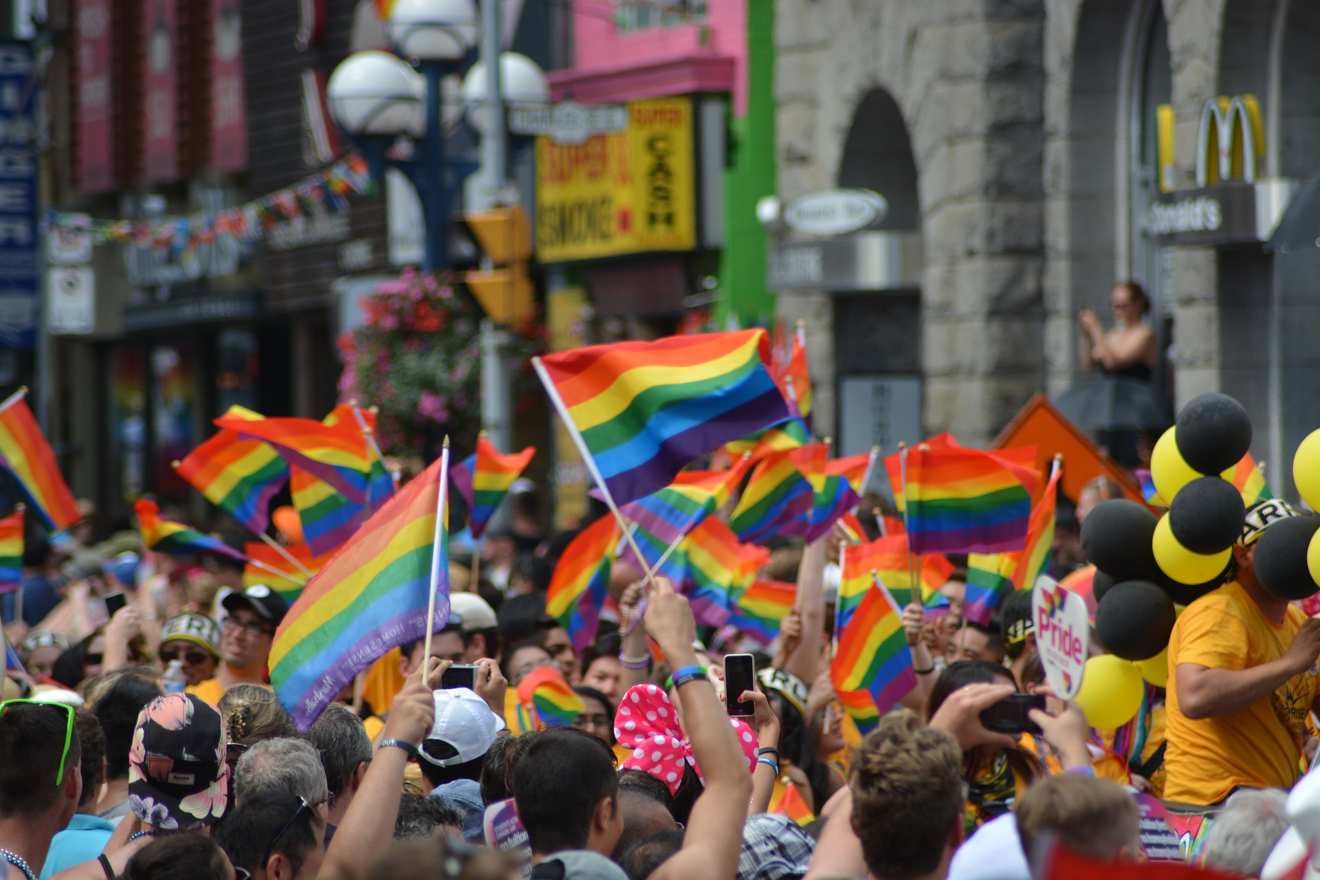 Gay Pride LGBTQI+ LGBT