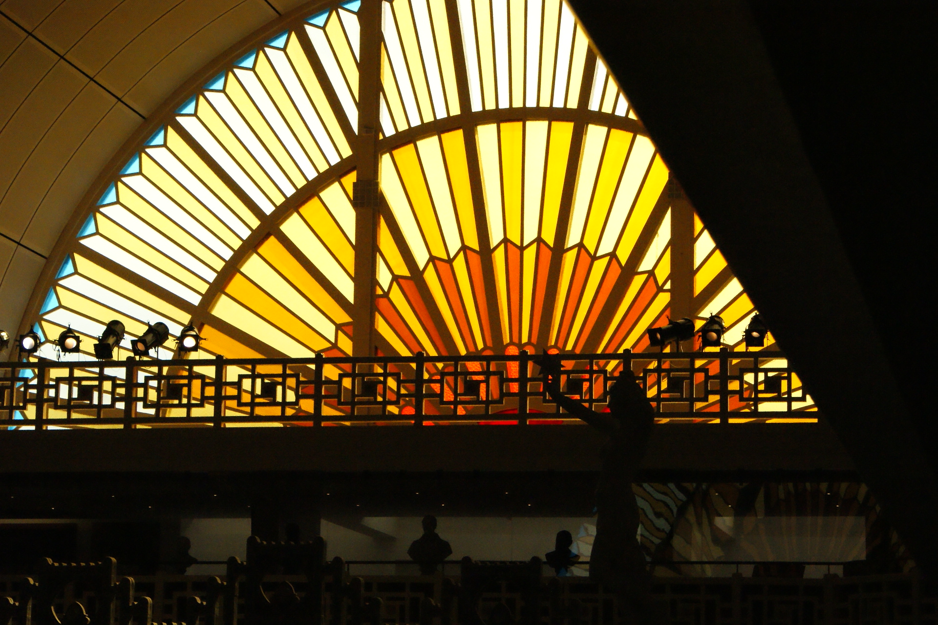 vitraux, Piscine de Roubaix