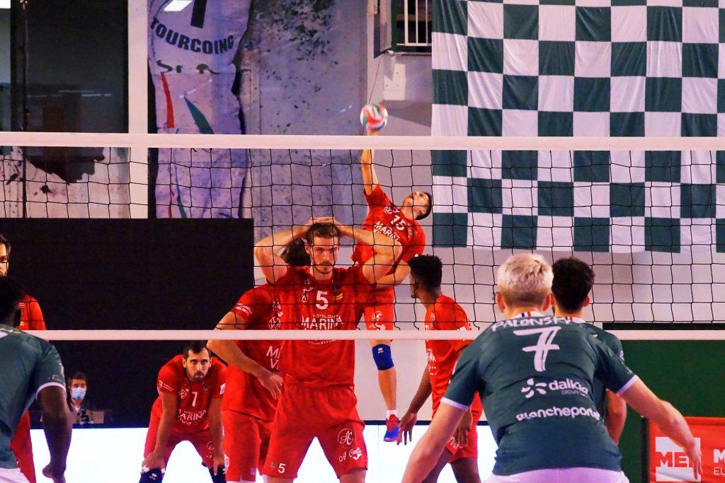 Une nouvelle victoire pour le TLM Volleyball