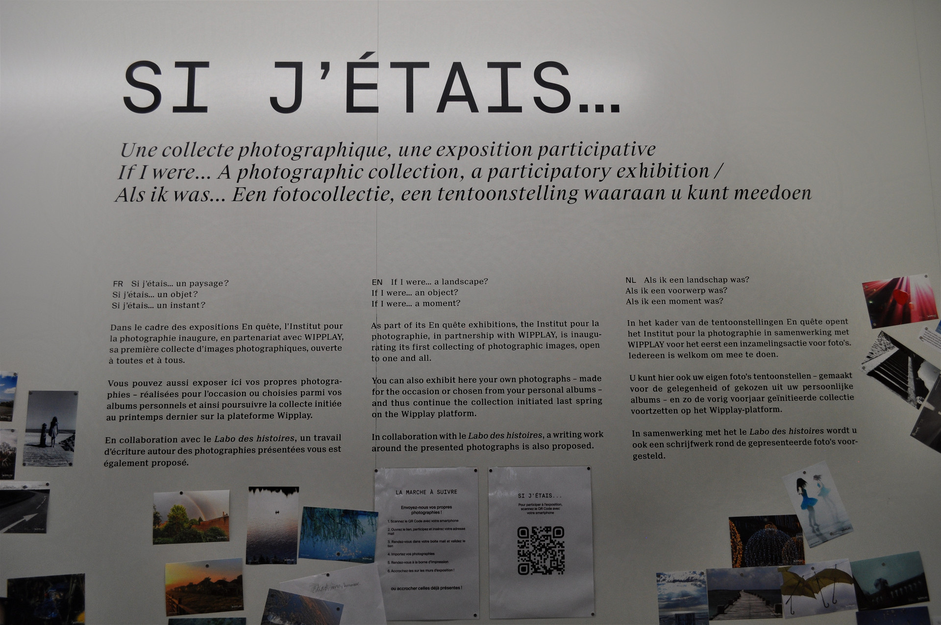 exposition, photographie