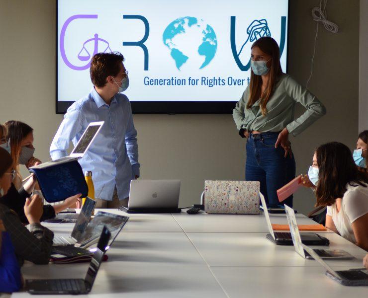 grow think tank réunion président étudiant
