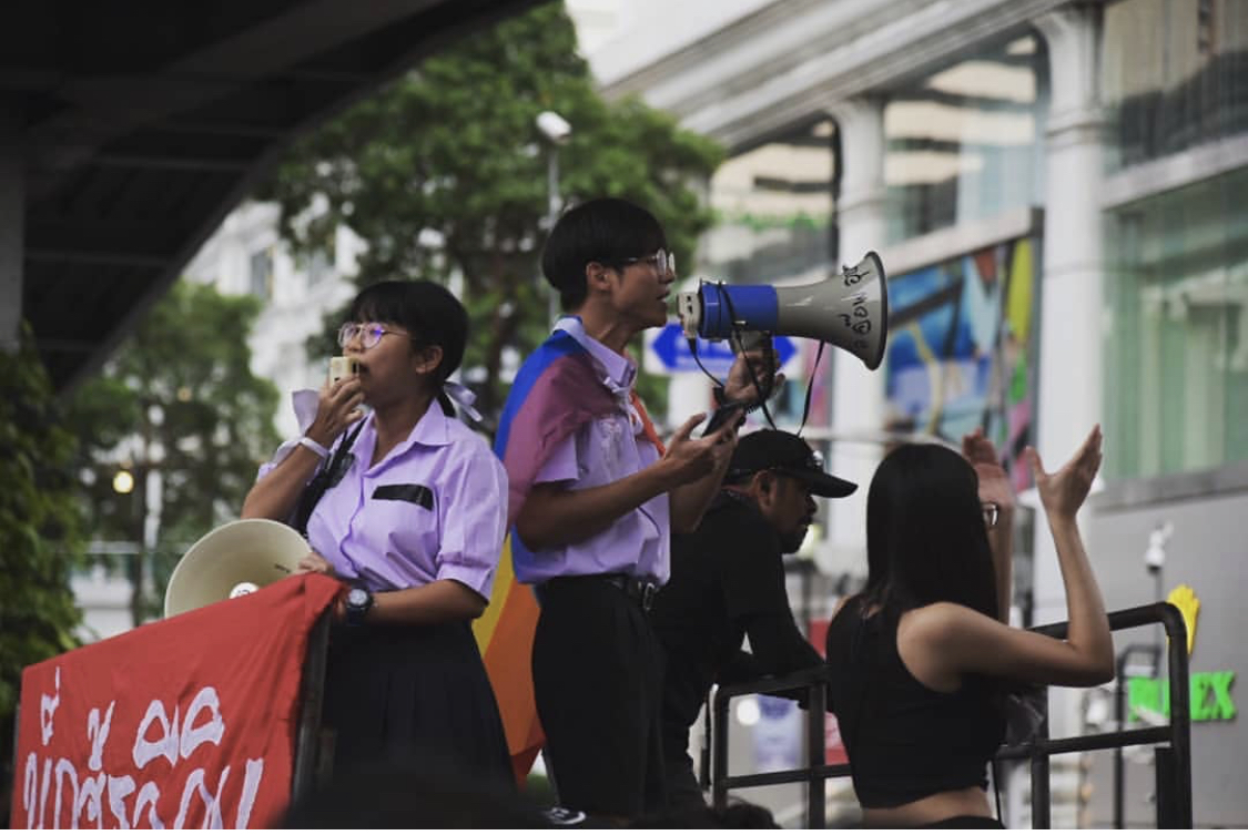 En Thaïlande, la révolte lycéenne contre un pouvoir autoritaire