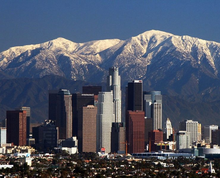 La Skyline - Los Angeles - Californie
