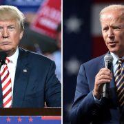Donald Trump Joe Biden usa états unis élections américains