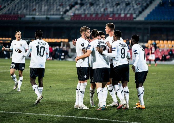 LOSC / Europa League