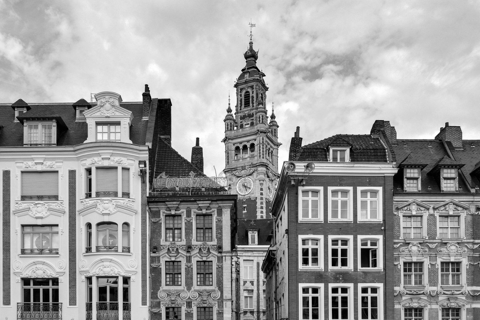 Grand Place de Lille © Pixabay