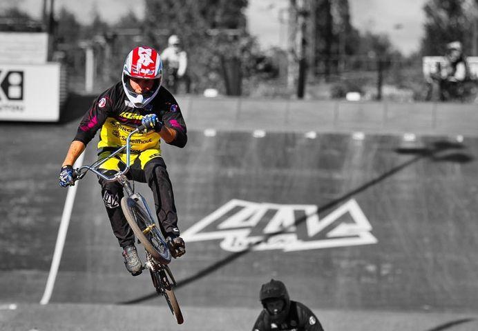BMX, course
