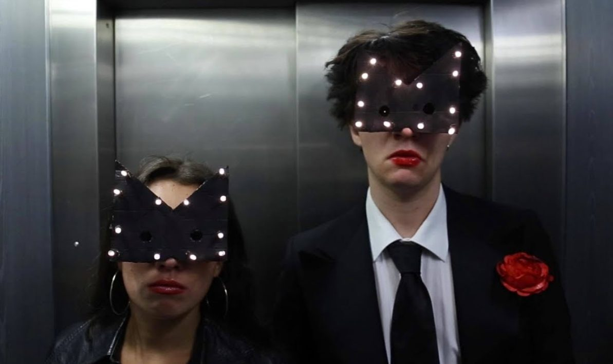 mascaraa, duo, musique