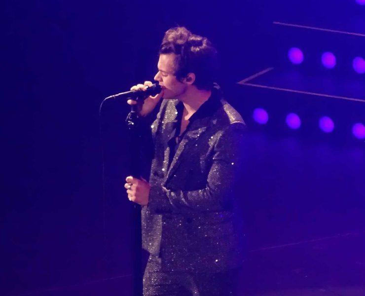 Harry Styles sur sa dernière tournée, Live on Tour