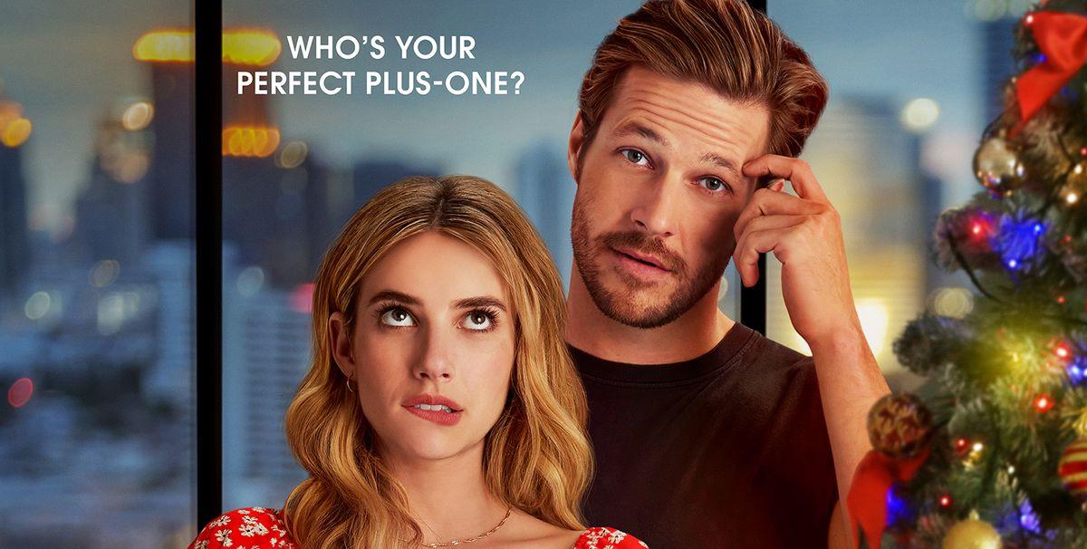 Affiche promotionnelle Holidate Netflix