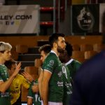 Les joueurs du TLM se congratulent après un point © Valentin Maio / Pépère News