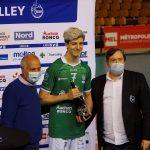 Luciano Palonsky est élu Homme du Match © Valentin Maio / Pépère News