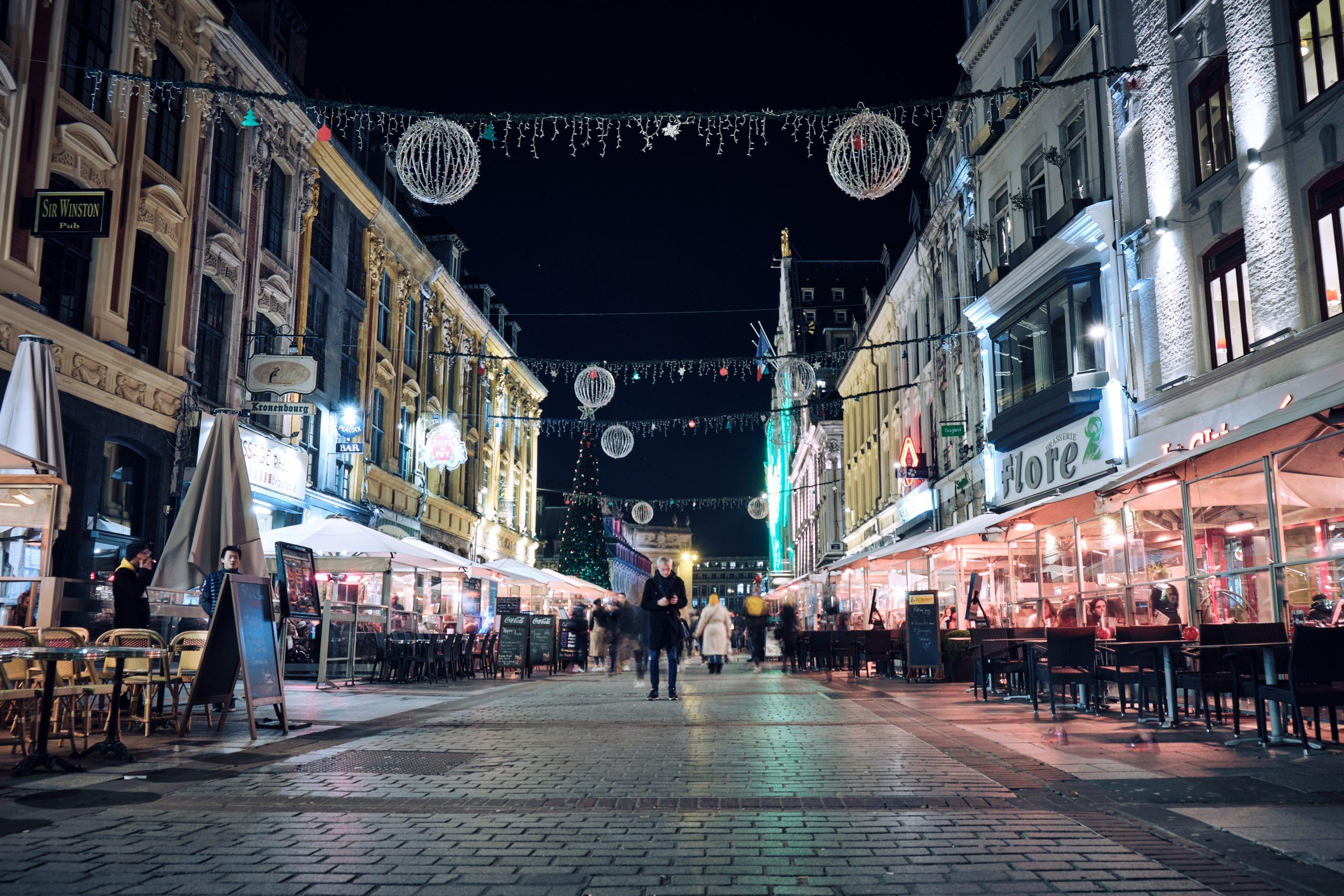 Noël, Lille