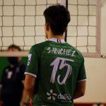 Le passeur, Matias Sanchez a encore régalé ses attaquants © Valentin Maio / Pépère News