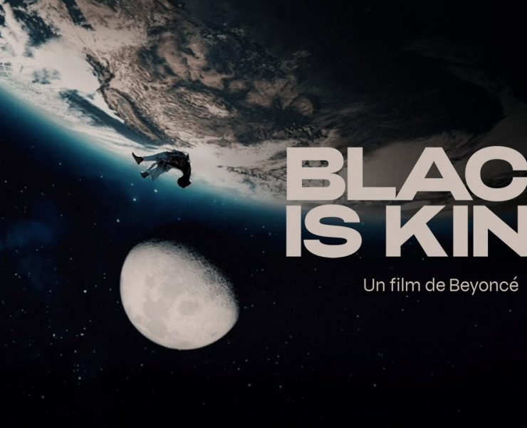 "Affiche promotionnelle du film ""Black is king"""